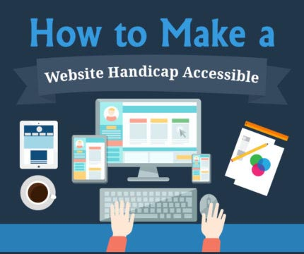 how to make a website accessible
