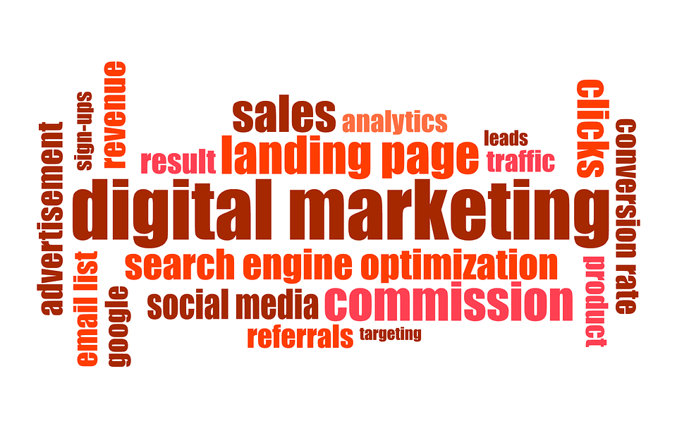 digital marketing tags