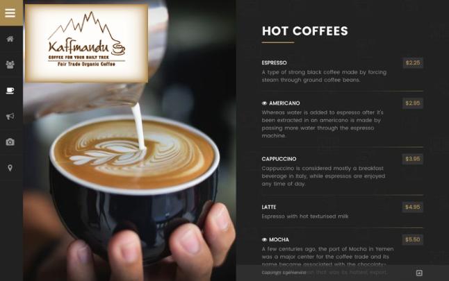 Kaffmandu Coffee House