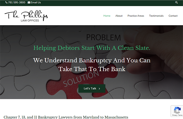 phillips bankruptcy law firm