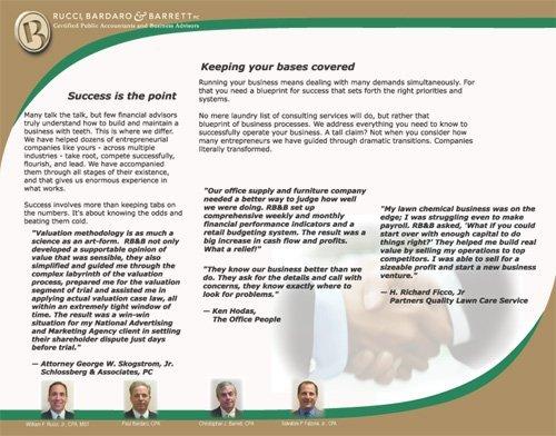CPA brochure